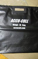 Accu-Cull Weigh-In Bag with removable mesh insert