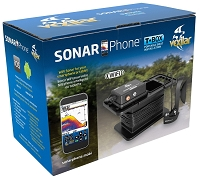 SonarPhone SP300 T-Box - Portable WiFi Fish Finder