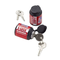 E-LOCK MAX, Keyed Alike Set of 2 (Twin-Pk)