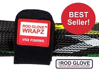 THE ROD GLOVE WRAPZ - 2PK