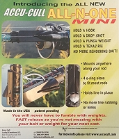 Accu Cull ALL-N-ONE Mini