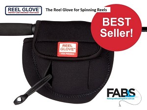 The Reel Glove for Spinning Reels